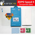 ZOPO Velocidad 8 2.5D Premium Vidrio Templado Protector de Pantalla de Cine A Prueba de Explosiones Velocidad Accesorio Para ZOPO 8 Teléfono Celular