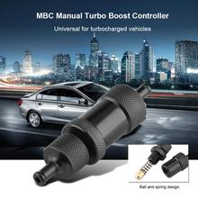 Автомобильный Универсальный ручной контроллер для повышения давления из алюминиевого сплава Регулируемый MBC ручной турбо Boost контроллер для автомобиля с турбонаддувом