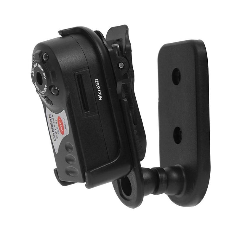 Mini Q7 Camera 720P Wifi DV DVR Wireless IP Cam Brand New Mini Video Camcorder Recorder Infrared Night Vision Small Camera