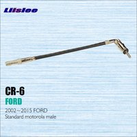 Car Radio Antenna Adapter Cable Wire For Ford 2002 2015 Aftermarket Stereo CD DVD GPS Installation