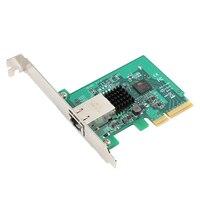 PCIe 10 Gigabit Ethernet сетевой карты PCI express до 1 RJ45 Порты и разъёмы адаптер 10/100/1000/10000 Base T сети LAN Controller