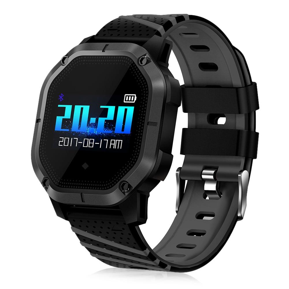 Original Mesuvida K5 Intelligent Smart Watch Blood Pressure IP68 Fitness Bracelet Color Display Sport Band