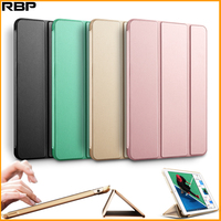 Case For New IPad 9 7 Inch 2017 RBP Color PU Smart Cover Case Magnet Wake