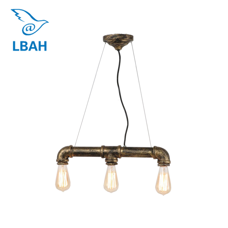 Vintage pendant light American Country Style E27/E26 socket cement lamp holder indoor Decoration Hanging light fixture стоимость