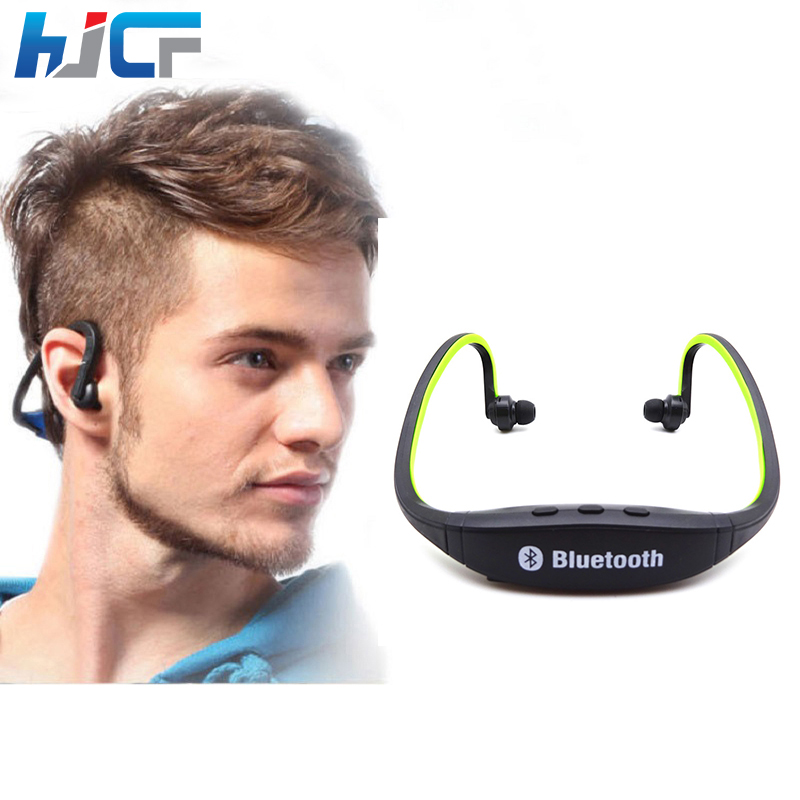 2016 Hot Quality Handsfree Bluetooth  Earphone Wireless Stereo Sport Headphones with Mic Earbuds  for IPhone 6 Samsung Xiaomi high quality 2016 universal wireless bluetooth headset handsfree earphone for iphone samsung jun22