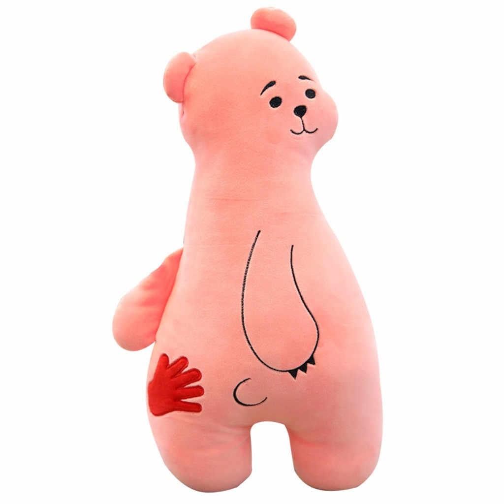 Гигантский чучело животные полярный медведь плюшевые игрушки подушка новое поступление дропшиппинг