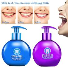 Stain Removal Whitening Toothpaste Stain Removal Whitening Toothpaste Fight Bleeding Gums Fresh human stain