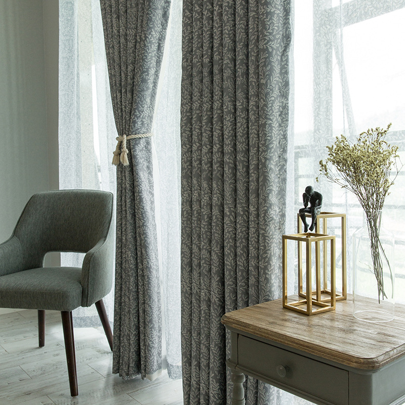 Window Curtains Tulle Simple Curtains For Living Room