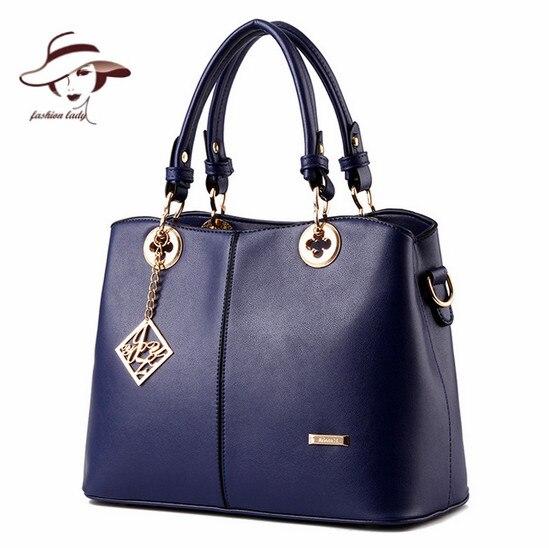 27c0099a01 Mulheres saco 2017 doce senhora pacote de moda feminina bolsa das mulheres  de estilo europeu e americano de couro shoulder crossbody bag tote