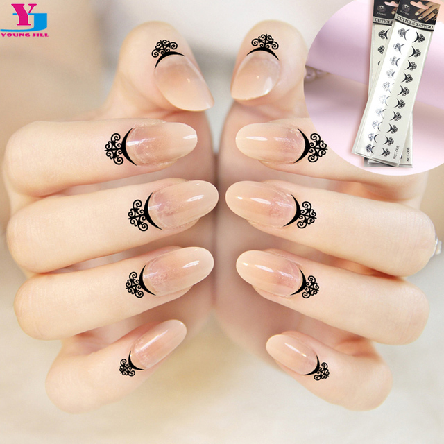 faux ongles temporaires