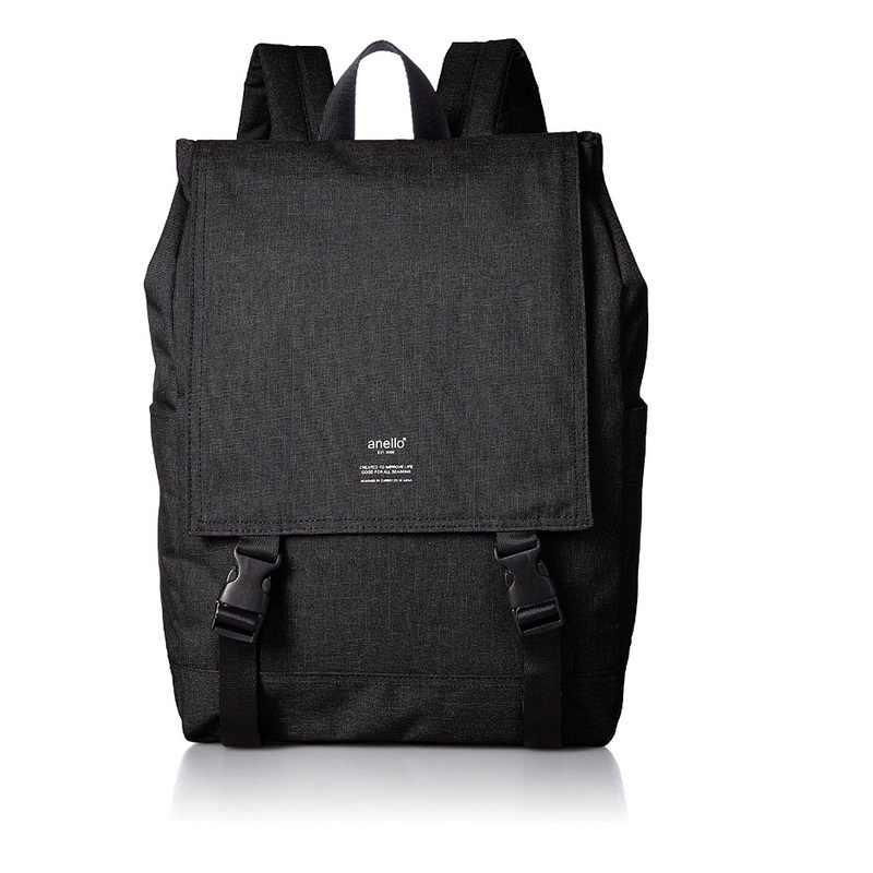 男と女性のための、人軽量リングのバックパック大容量のコンピュータバッグ anello バックパック