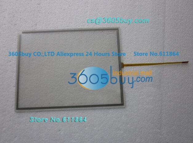 New Touch Screen glass 10.4 inch 22.8cm*17.5cm N010-0554-X225-01 brand new p n e738048 touch screen glass well tested working three months warranty