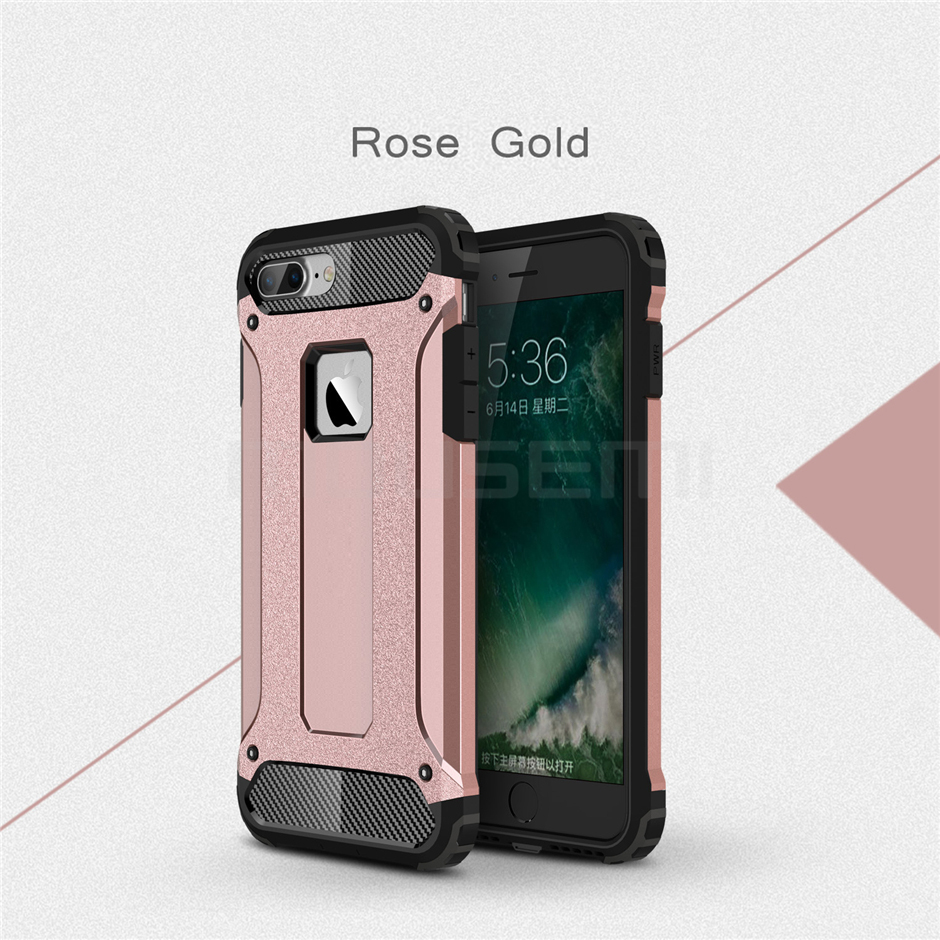 Silicone Luxury Shockproof Hard PC TPU Armor iPhone Case 13