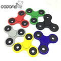 Spinner Hand Fidget toy 2017 New EDC fidget powerful hand finger spinner plastic relieves stress anxiety Squeeze Fun gift toy