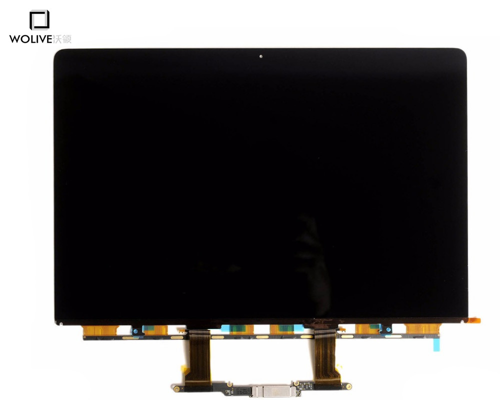 A1706 A1708 display 100% Original New For Macbook Pro Retina 13 A1706 LCD Screen Panel 2016 Year Replacement