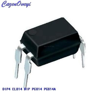 10pcs/lot PC814A PC814 EL814A EL814 DIP-4 New Original In Stock