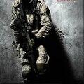 TODOS GANAN Wararmor Táctico Militar DEL EJÉRCITO EE.UU. Navy Seal DIGI2 AOR1 AIRSOFT Combat Set Chaqueta Y Pantalón COSPLAY