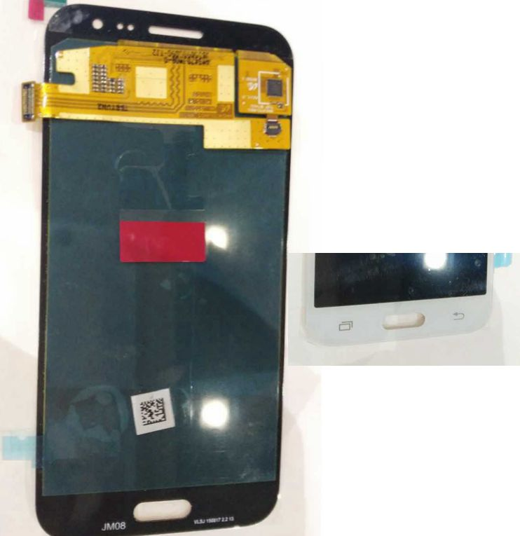 White color Amoled Display +Touch Screen Digitizer assembly for Samsung Galaxy J2 J200F J200Y J200M