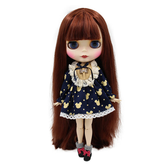 Factory Neo Blythe Doll Rare Item Free Gifts 30 cm