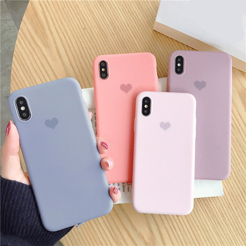 Hearty Lovely Gray Elk Pattern Phone Case For Iphone X Xr Xs Max Cute English Alphabet Scrub Hard Shell For Iphone 6 6s 7 8 Plus Phone Bags & Cases Fitted Cases
