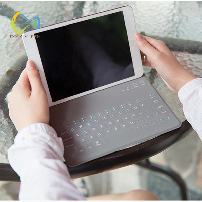 New Ultra Slim Cover for ipad 2018 case wireless Bluetooth keyboard PU leather Smart Flip Stand for ipad case gadget for tabletNew Ultra Slim Cover for ipad 2018 case wireless Bluetooth keyboard PU leather Smart Flip Stand for ipad case gadget for tablet