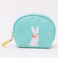 Mini Cartoon Makeup Bags Women Cosmetic Bag Small Organizer Quality Handbag Fresh Beautician Clutch Bags Portable