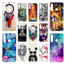 3D DIY  Soft TPU Case For Huawei Honor 10i Phone Case Cover Coque For Huawei Honor 9X Pro 20S V30 V20 V10 10 Lite Cases Silicone aurora luminous phone case for huawei honor view v30 v20 v10 night shine bcak cover for honor v30 dazzle colour glass case coque