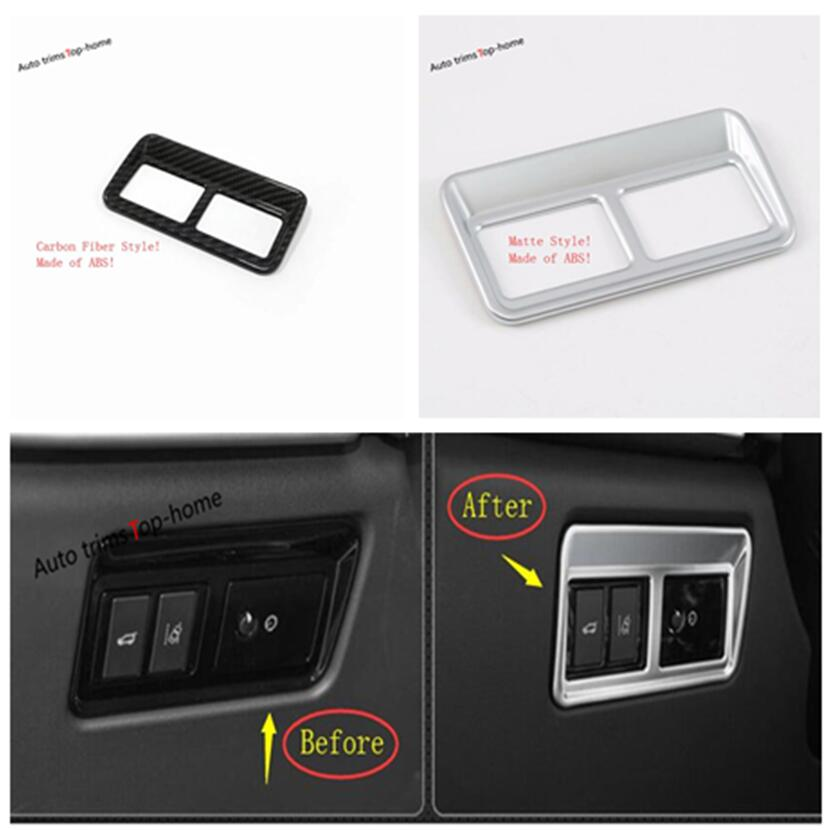 Yimaautotrims Head Lights Lamp / Trunk Box Switch Button