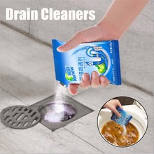 50G Portable Power Sink Drain Cleaners Sticks Filter Water Pipe Kitchen Toilet Hair Bathtub Sewer Powder Cleaning Cleaner