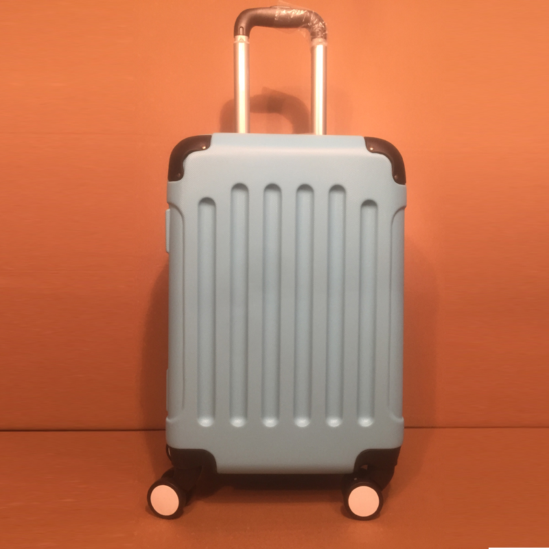 ABS+PC rolling luggage spinner luggage 24 inch tourism board boxes Suitcase card handbag 20 inches of male and female students ranbir singh and amarjit singh status of haryana tourism