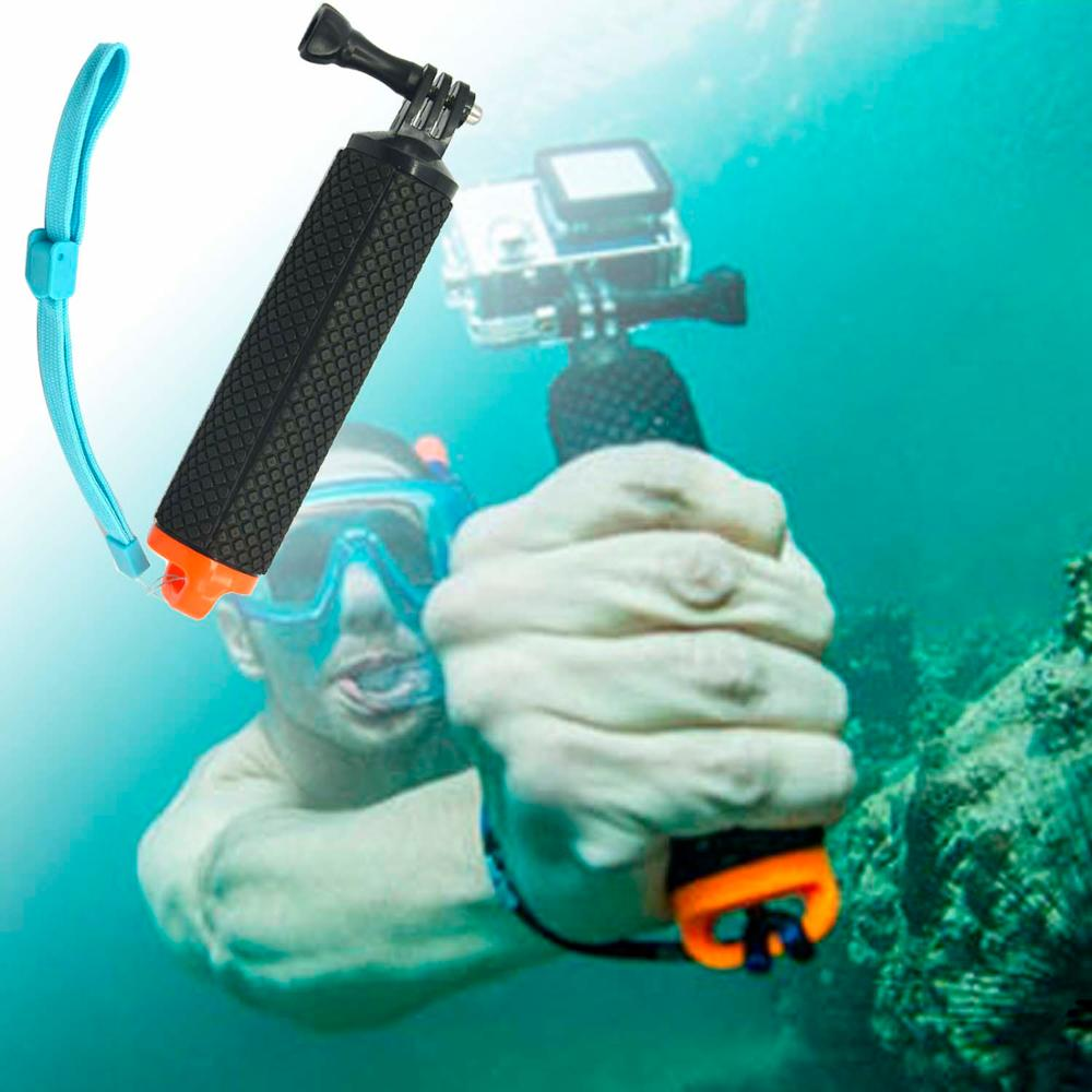 Float Hand Grip Buoyancy Rod Pole Stick Monopod Tripod For Gopro Go Pro Hero 5 4 3 Xiaomi Sport Camera