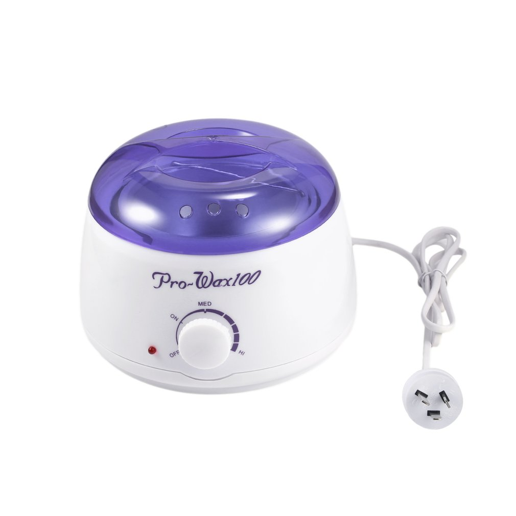 Wax Warmer Paraffin Pot Heater Hair Removal Salon Beauty Equipment Temperature Adjustable Removable Pot Hair Removal Tool