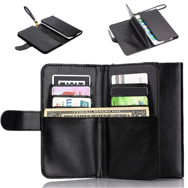 wallet mobile phone holster Case For Galaxy S6 SM G920 Samsung Case ...