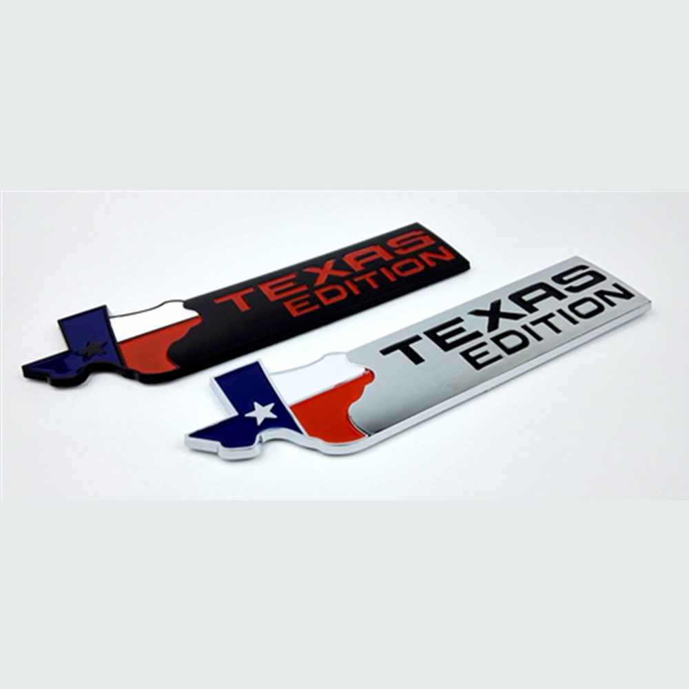 Jeep Renegade Stickers >> TEXAS EDITION Trunk Auto Tail Emblem TEXAS Side Wing Badge Car Fender Sticker for JEEP Renegade ...