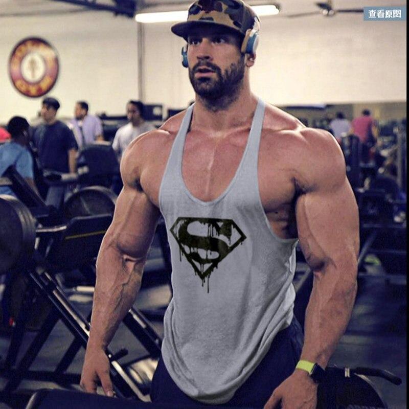 Neue regatas weste fitness bodybuilding & training welt von tank tops baumwolle kleidung unterhemd Plus Größe Lose musculation turnhallen