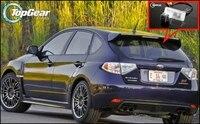Car Camera For Subaru XV / Impreza GJ GP High Quality Rear View Back Up Camera TopGear Friends Use | CCD + RCA