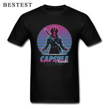 Trunks Capsule Corporation Miami Vice Tee T-shirt