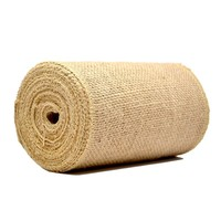 New 10M Jute Burlap Rolls Hessian Burlap Table Runner for Wedding Vintage Wedding Table Banquet Decoration Event Party Supplies