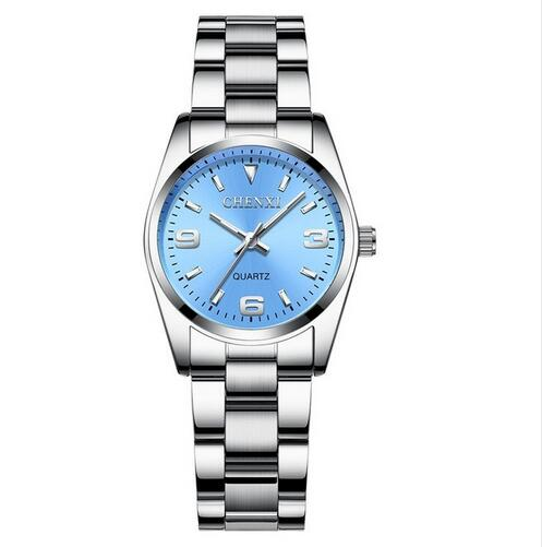Wholesale Fashion Chenxi Brand Female Student Casual Dress Gift Clock Waterproof Couple Cross Border Quartz Wrist Watch 003A
