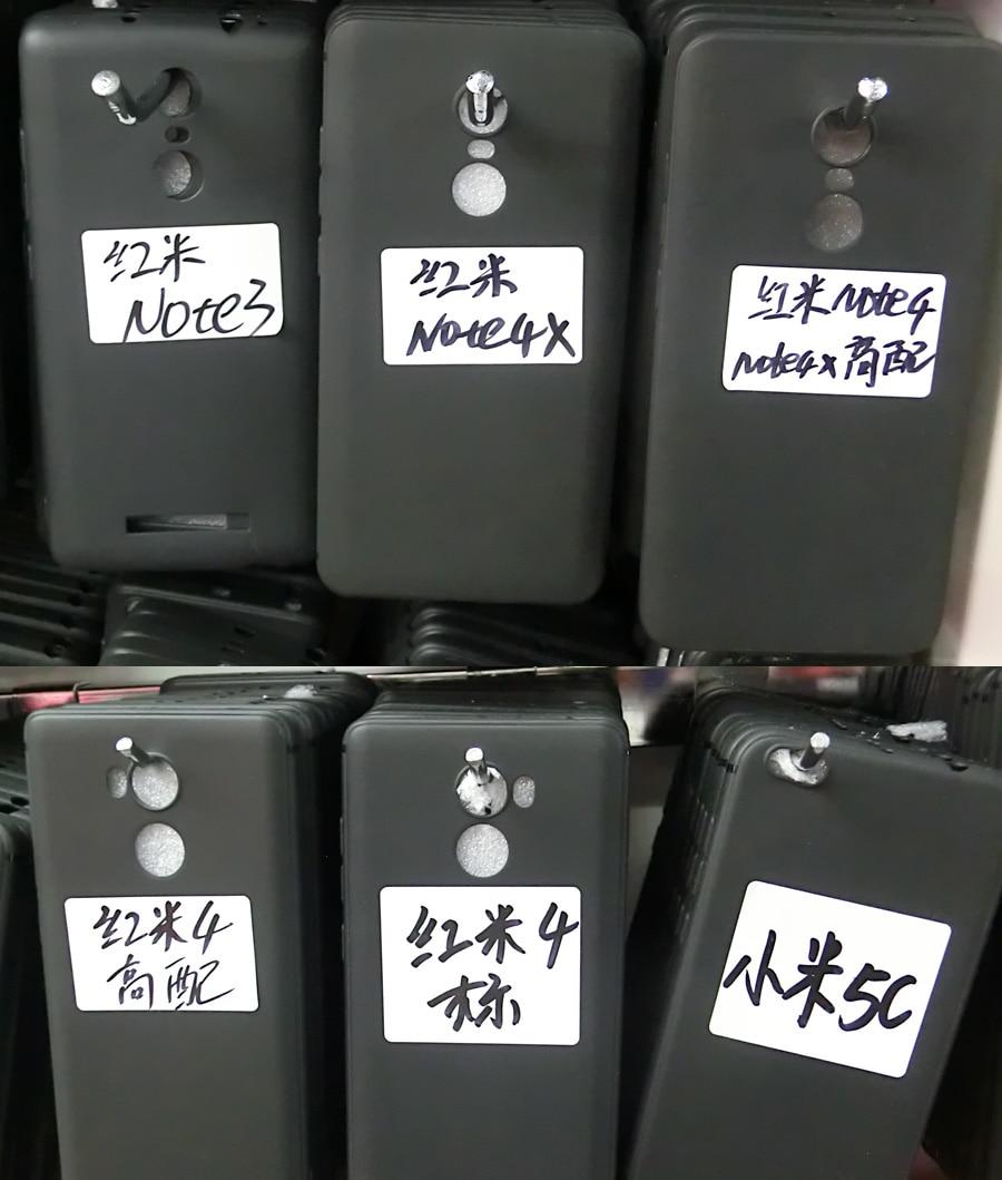 Матовый ТПУ силиконовый чехол для Xiaomi Redmi Note 4 Pro Примечание 4X матовая кожа протектор ультра тонкий Анти- отпечатков пальцев