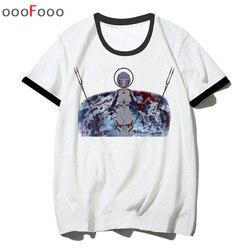 Evangelion atak anioł t koszula mężczyzna tshirt EVA top z okrągłym dekoltem koszulka letnia kreskówka dla mężczyzn mężczyzna/kobieta koszulka hip hop 4