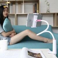 KISSCASE Universale Phone Holder Stand Per iPhone Samsung Huawei Per iPad Tablet PC Stand Supporto Da Tavolo Supporto Del Telefono Mobile Freddo