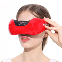 Green eye massager 3 d vision visual acuity meter eyecare meter Prevention of myopia training apparatus