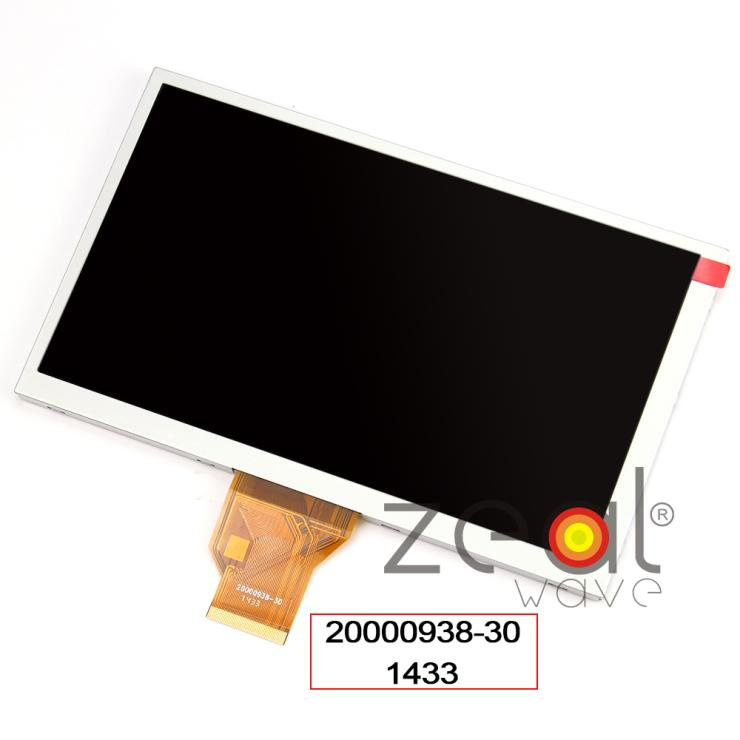 New Original 8 inch 800*480 16:9 TFT LCD Display Screen INNOLUX AT080TN64 For Tablet PC CAR GPS Free Tracking original and new 10 1inch lcd screen 150625 a2 for tablet pc free shipping