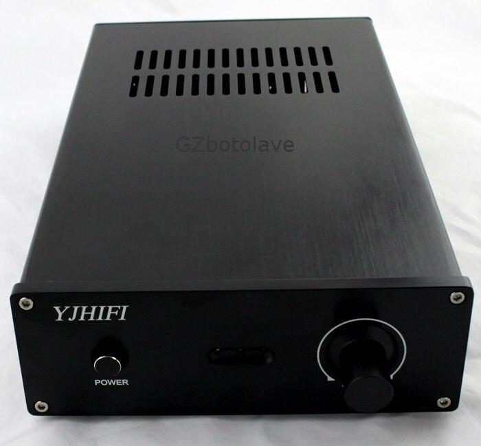 Décodeur DAC 1955 + amplificateur LM3886 (décodage coaxial fibre USB), amplificateur 2.0 canaux