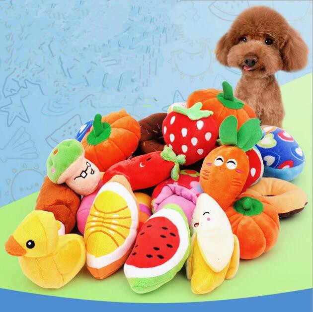Флисовая пищалка игрушка для маленьких собак милые домашние животные игрушка собака щенок собачка плюшевая мягкая игрушка собака укус устойчивая Веревка игрушки 1 шт.