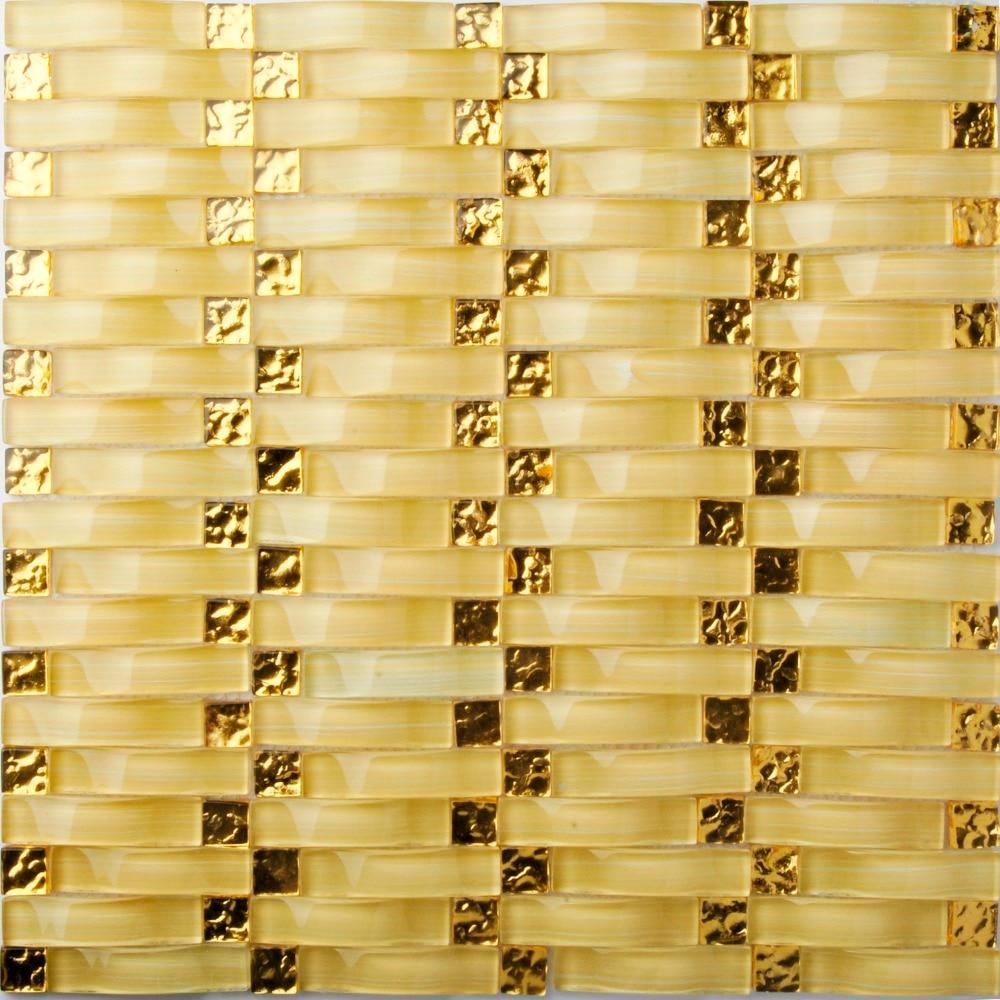 Crystal Arch Design Gl Tiles Backsplash Ideas Iridescent