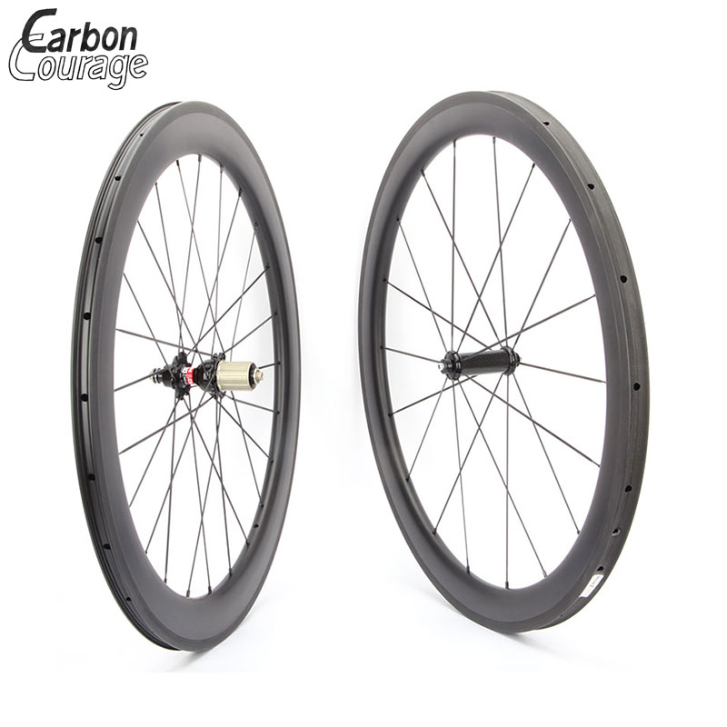 Ultra Light Carbon Bike Wheels 700C 50mm Clincher Road Bike Wheelset Bicycle 23mm Width With Basalt Braking Surface G3 700c carbon wheelset 50mm u shape wheels for bicycle 25mm tubular roue carbone pour velo route carbon bicycle wheel basalt brake