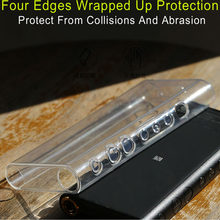Benks Flexible Clear Crystal TPU Slim Cover Case For SONY NW-ZX300 ZX300 ZX300A(China)