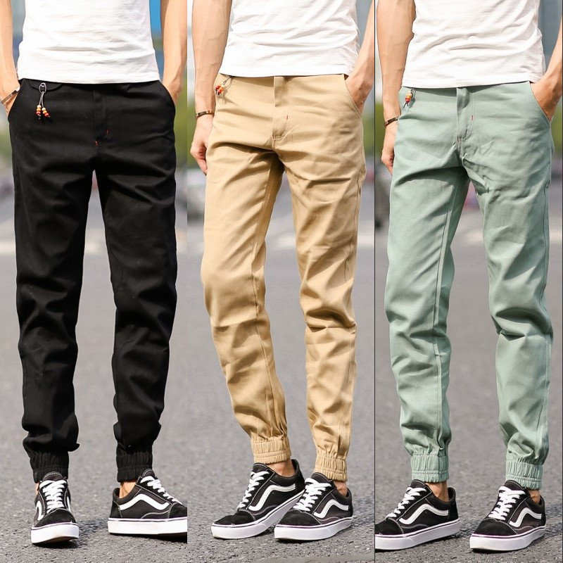 Popular Men Joggers Khaki Pants-Buy Cheap Men Joggers Khaki Pants ...